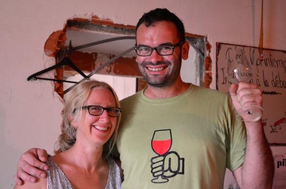 Amelie Vuillet & Sébastien Jacques