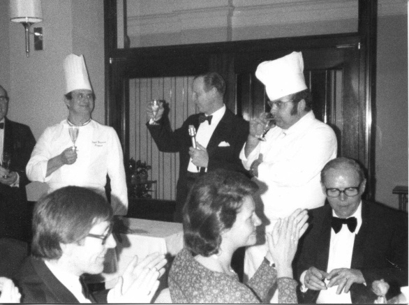 Paul Bocuse  in Bournemouth