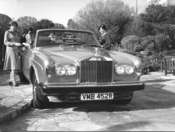 Rolls Royce show