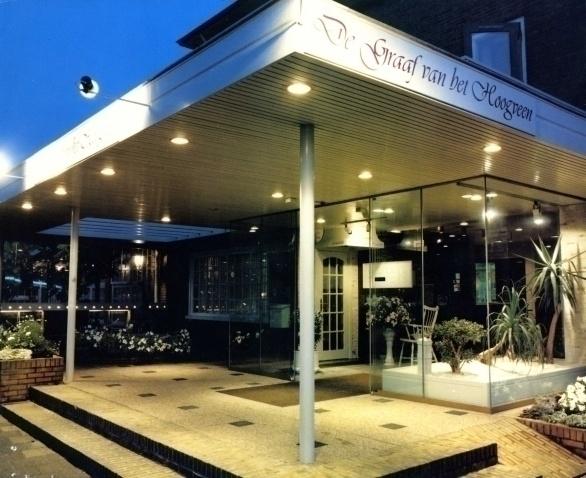 Badhotel Zeerust maakt plaats voor De Graaf van het Hoogveen in 1986