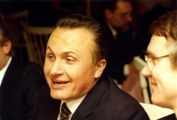 Angelo Gaja en Hubrecht Duijker