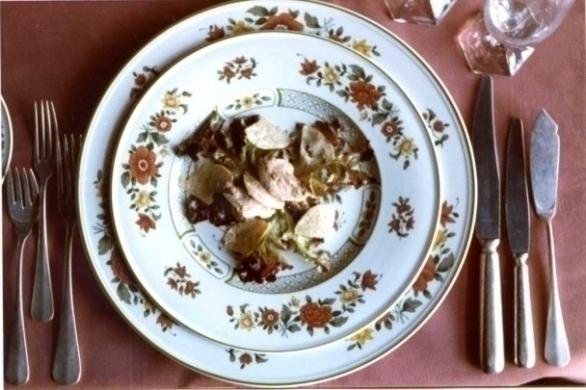 Salade Chez Madame Keller