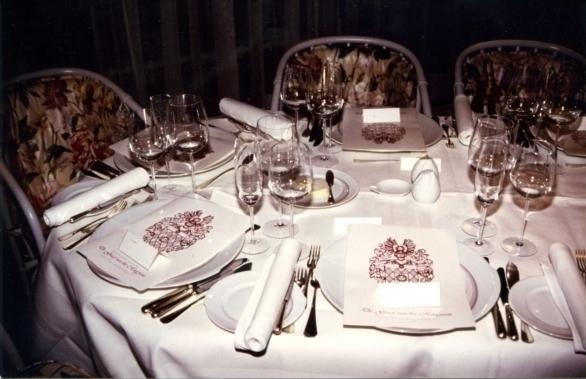 Diner in de Graaf van het Hoogveen