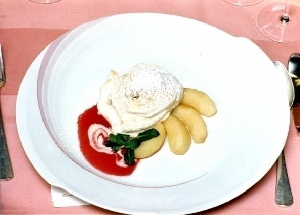 Dessert uit de pâtisserieschool van Hans Josef Decker