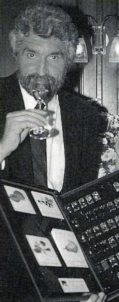 Jean Lenoir van Le Nez du Vin