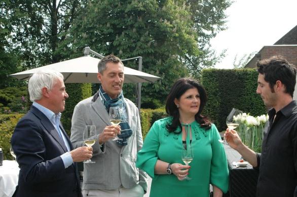 Cédric heeft echt een bijzondere Coteaux Champenois Chardonnay Le Creux d'Enfer gemaakt!