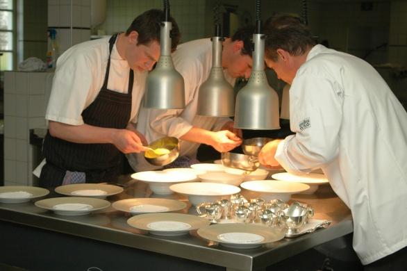Inter Scaldes! Een keuken gebaseerd op traditie!
