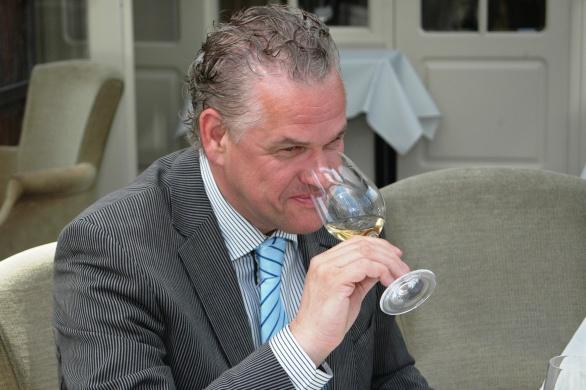 Champagnes die ontroeren! Groot compliment van de voorzitter van de Alliance Gastronomique Néerlandaise Gerrit Greveling