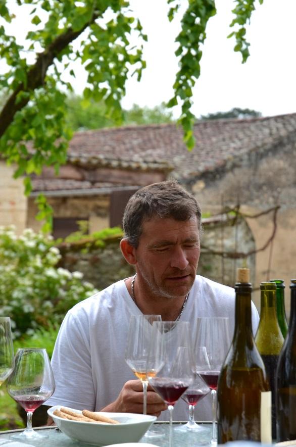 Jerome Guichard | Domaine Sauveterre