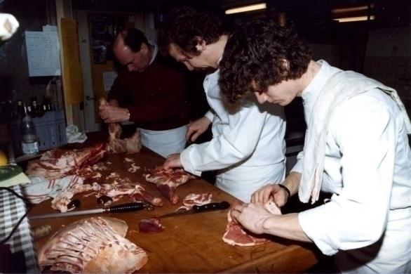 kookles onder leiding van Henk Savelberg (m) en Wil Heemskerk (r)