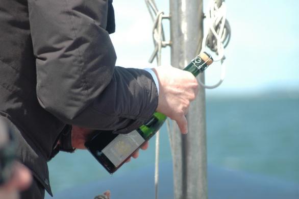 Champagne Inflorescense Côte de Val Vilaine van Cédric Bouchard werd door velen hogelijk gewaardeerd!