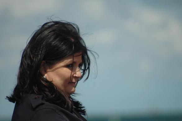 Claudia Brevet kan tevreden zijn! De Kreeftenparade was een daverend succes!