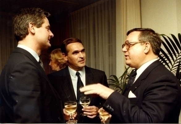 Eric Sauter, Louis Kat en Thomas Lepeltak
