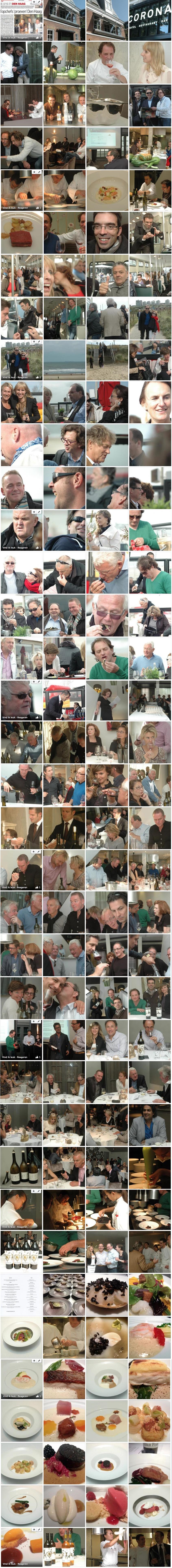 Topchefs proeven Den Haag & Liber Pater