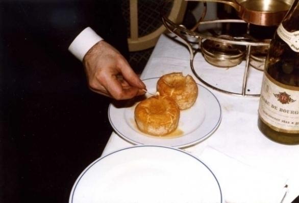 Fromages au Marc de Bourgogne