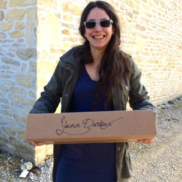 Recrue des Sens | Christela Durieux