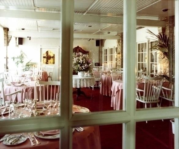 restaurant De Graaf van het Hoogveen in 1983