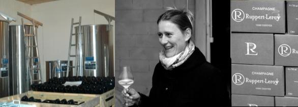 Champagne Benedicte Ruppert-Leroy