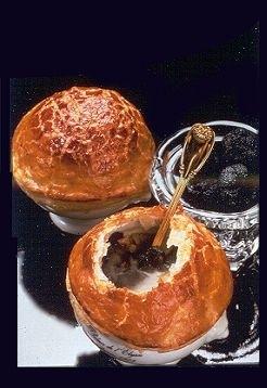 Soupe aux truffes Paul Bocuse
