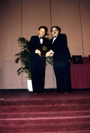 Georges Blanc en Marvin Shanken